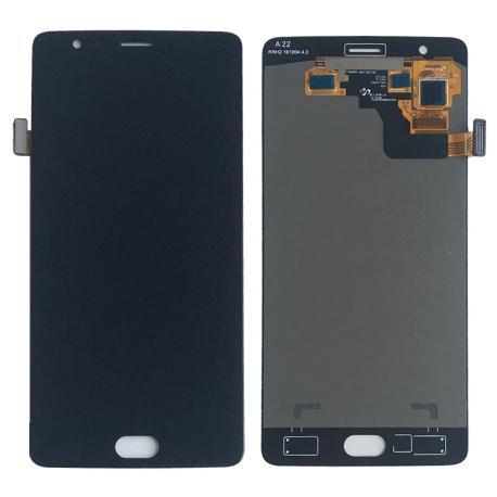 PANTALLA LCD DISPLAY + TACTIL PARA ONEPLUS 3T - NEGRA