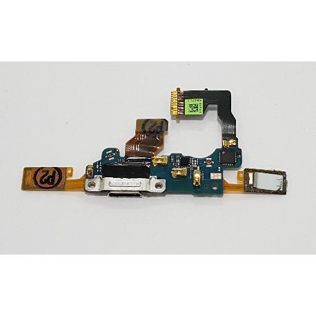 MODULO INFERIOR CON CONECTOR DE CARGA Y BOTONES PARA HTC 10