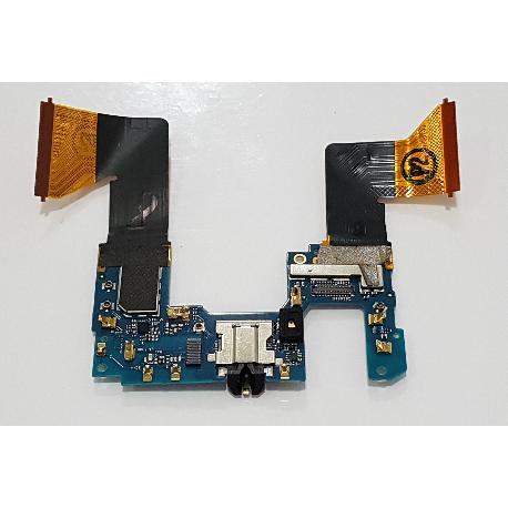 MODULO SUPERIOR CON JACK DE AUDIO PARA HTC 10
