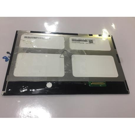 PANTALLA LCD DISPLAY ORIGINAL  MASTER TABLET 10.1 PREMIUM QUAD CORE - RECUPERADA