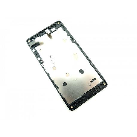 PANTALLA LCD DISPLAY + TACTIL CON MARCO PARA MICROSOFT LUMIA 535  - VERSION EN FLEX CT2S