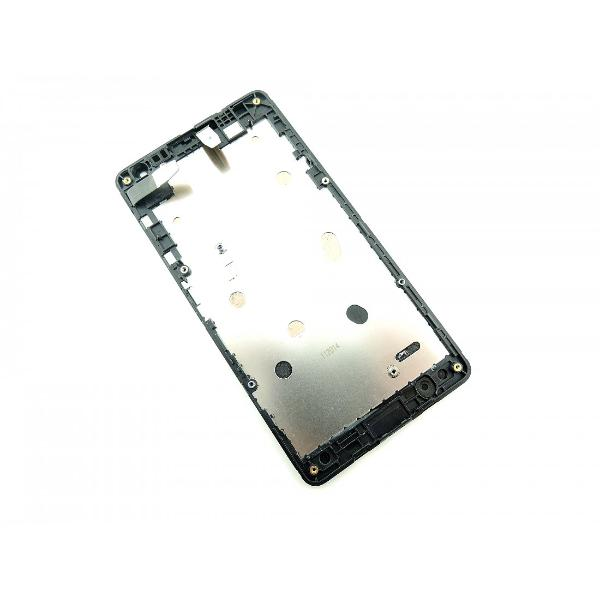 PANTALLA LCD DISPLAY + TACTIL CON MARCO PARA MICROSOFT LUMIA 535 - VERSION EN FLEX CT2C