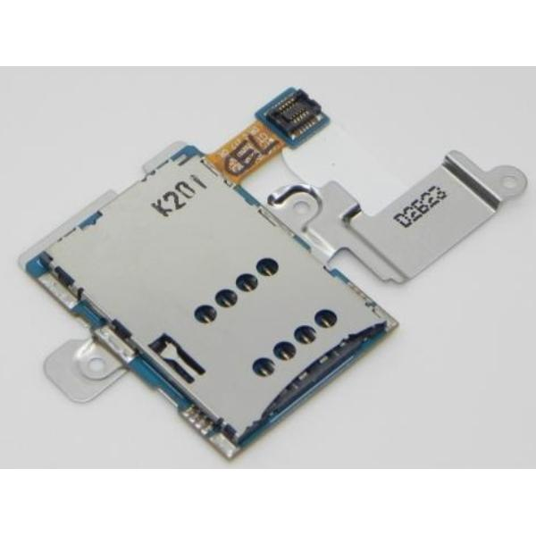 MODULO DE LECTOR TARJETA SIM PARA SAMSUNG GT-N8000 GALAXY NOTE 10.1 3G