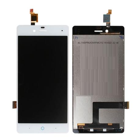 PANTALLA LCD DISPLAY + TACTIL PARA ZTE BLADE A475 - BLANCO