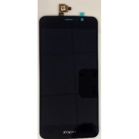 PANTALLA LCD DISPLAY + TACTIL PARA ZOPO ZP550 SPEED 7 C - NEGRA