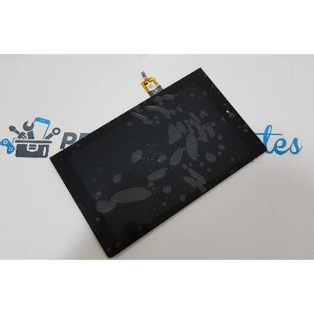 PANTALLA LCD DISPLAY + TACTIL PARA LENOVO YOGA TABLET 2 830 - NEGRA