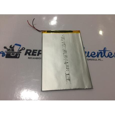 BATERIA (9X13.5CM) ORIGINAL SPC GLEE 9 QUAD CORE (VERSION 2.1) - RECUPERADA