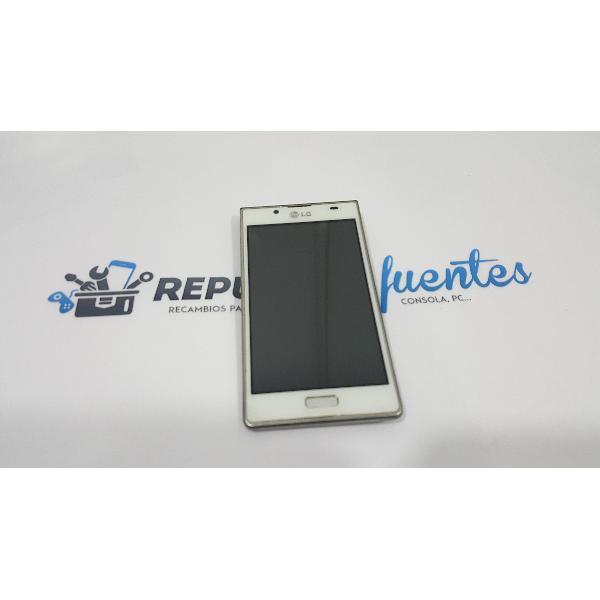 PANTALLA LCD + TACTIL CON MARCO ORIGINAL PARA LG L7 P700 - RECUPERADA