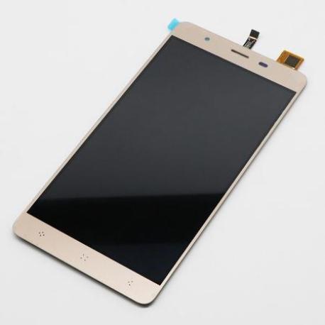 PANTALLA LCD DISPLAY + TACTIL PARA ELEPHONE C1 - ORO