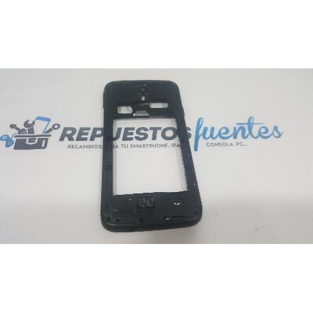 CARCASA INTERMEDIA ORIGINAL PARA PRESTIGIO PSP3502 DUO - RECUPERADA