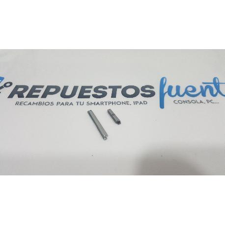 BOTONES DE CARCASA ORIGINAL PARA PRESTIGIO PAP5300 DUO - RECUPERADO