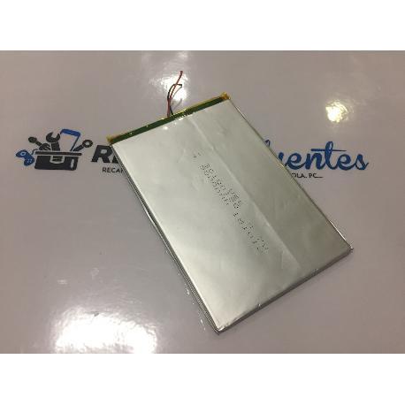 """BATERIA (10X14.6CM) ORIGINAL TABLET SPECTRUM OPTIMUX 10,1"""" QUAD CORE - RECUPERADA"""