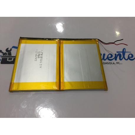 BATERIA (9.5X13.8CM) ORIGINAL MASTER TABLET 9.7 8GB QUAD CORE - RECUPERADA