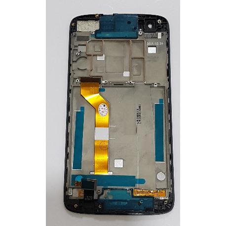 PANTALLA LCD DISPLAY + TACTIL CON MARCO PARA HTC DESIRE 828 - NEGRA