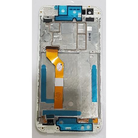 PANTALLA LCD DISPLAY + TACTIL CON MARCO PARA HTC DESIRE 830 - BLANCA