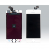 Pantalla lcd + tactil con Marco iphone 5C Blanca