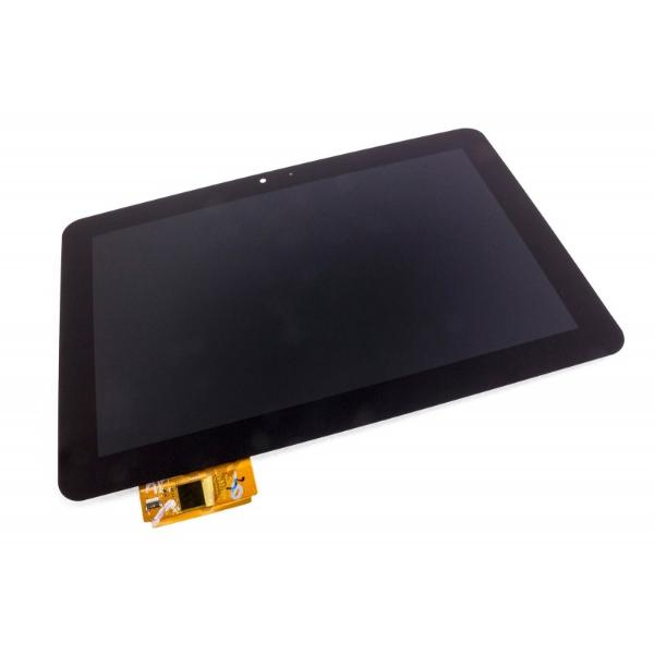 "REPUESTO DE PANTALLA LCD + TACTIL (SIN MARCO) PARA BQ EDISON 3 , FNAC 4.0 10"" NEGRA - USADA"