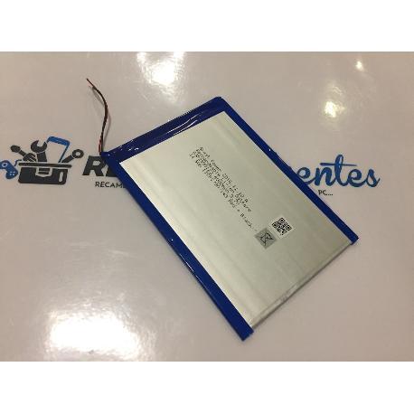 BATERIA (9.7X13.6CM) ORIGINAL PARA TABLET LEOTEC SUPERNOVA S16 V4 - RECUPERADA