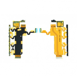 Flex Teclado Lateral Original Sony Xperia Z1 C6902 C6903 C6943 L39h