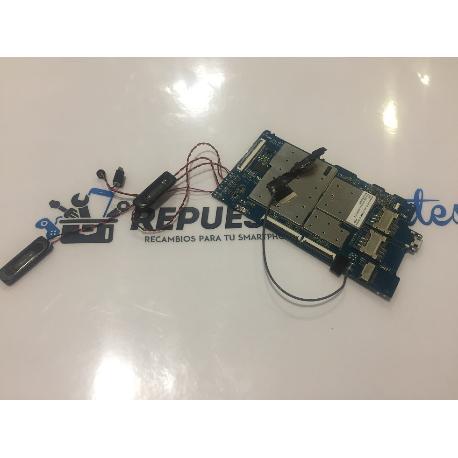 PLACA BASE ORIGINAL TABLET BRIGMTON BTPC-970QC3G - RECUPERADA