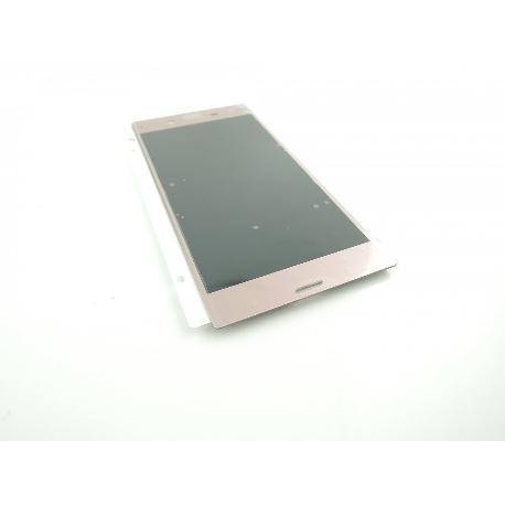 PANTALLA TACTIL + LCD DISPLAY PARA SONY XPERIA XZ (F8331), XPERIA XZ DUAL (F8332) - ROSA