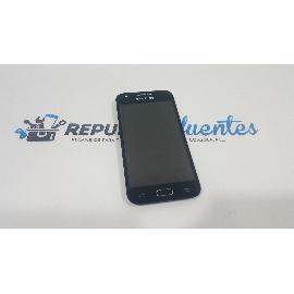 LCD + TACTL + MARCO ORIGINAL PARA SMASUNG GALAXY J1 AZUL - RECUPERADA
