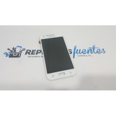 LCD + TACTL ORIGINAL PARA SMASUNG GALAXY J1 BLANCA - RECUPERADA