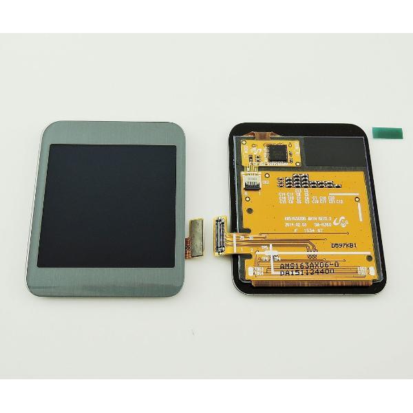 PANTALLA LCD DISPLAY + TACTIL PARA SAMSUNG SM-R380 GALAXY GEAR 2