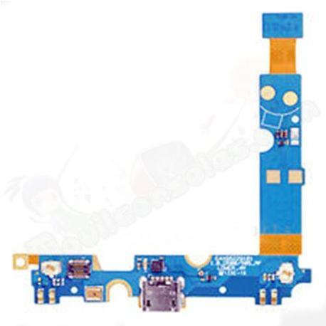FLEX CONECTOR CARGA + MICROFONO ORIGINAL LG D505 OPTIMUS F6