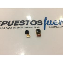 CAMARA TRASERA Y FRONTAL ORIGINAL LEOTEC TITANIUM PRINT 4G LTE - RECUPERADO