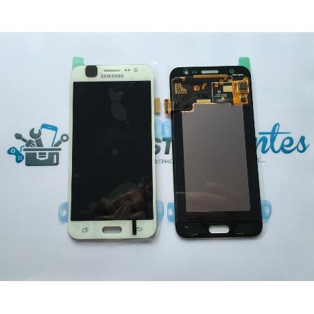 PANTALLA LCD + TACTIL ORIGINAL SAMSUNG GALAXY J5 SM-J500F BLANCA - RECUPERADA