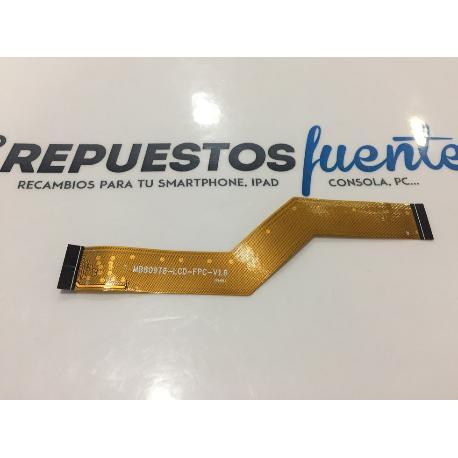 FLEX DE LCD ORIGINAL PARA WOLDER MITAB TEXAS - RECUPERADO
