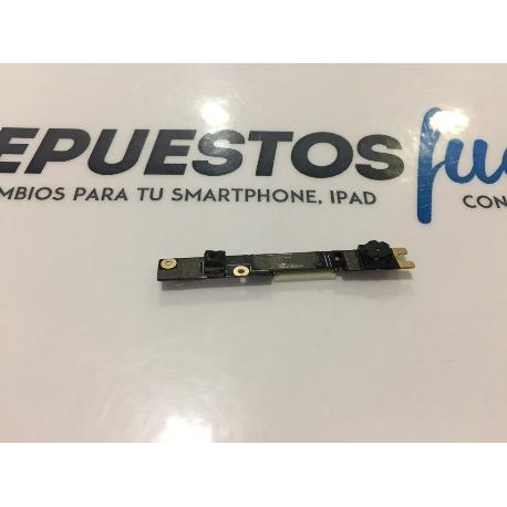 MODULO DE CAMARA FRONTAL Y SENSOR ORIGINAL HP SLATEBOOK 10 X2 10-H010SS - RECUPERADO