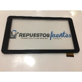 PANTALLA TACTIL CON MARCO ORIGINAL TABLET GROWING GTQ1008 - RECUPERADA