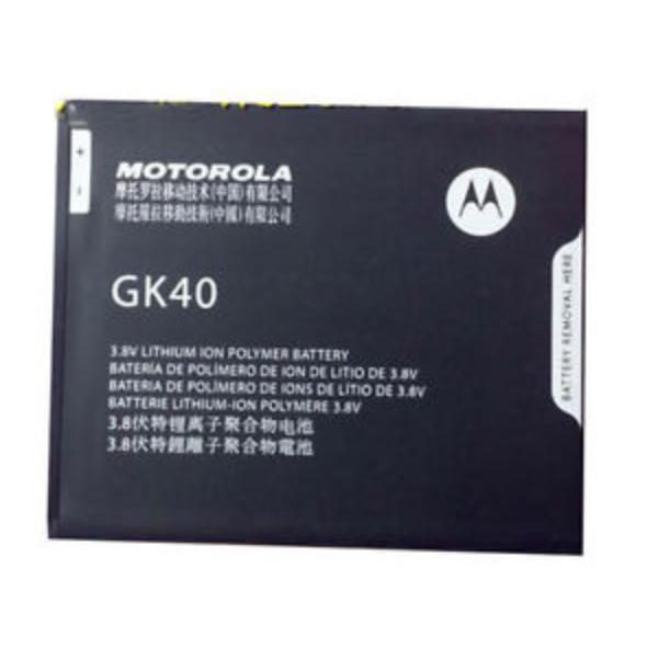 BATERIA GK40 ORIGINAL PARA MOTOROLA MOTO G4 PLAY XT1607 DE 2685MAH