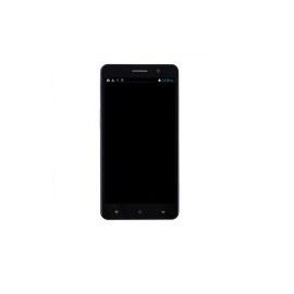 Repuesto pantalla lcd + tactil con marco ZTE Grand S Lite MTK6589T Negra