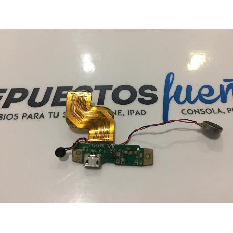 MODULO CONECTOR DE CARGA ORIGINAL PHABLET GROWING X6 - RECUPERADO