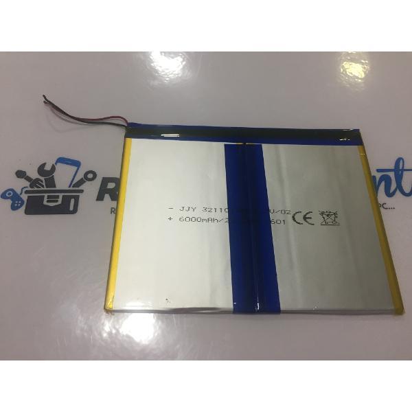 BATERIA (10.6X14CM) 2 CABLES ORIGINAL TABLET ENERGY NEO 3 LITE 10.1 - RECUPERADA