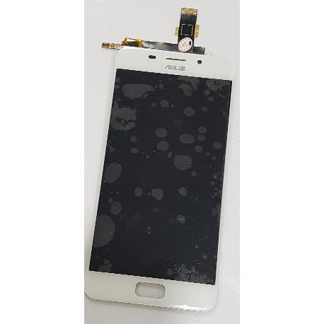 PANTALLA TACTIL + LCD DISPLAY PARA ASUS ZENFONE 3S MAX ZC521TL - BLANCO