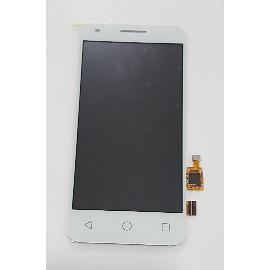 PANTALLA TACTIL + LCD ALCATEL PIXI 3 (4.5 PULGADAS) / VODAFONE SMART SPEED 6 / ORANGE DIVE 50 - BLANCA