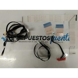 SET DE CABLES TV SAMSUNG UE48J602