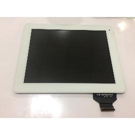 PANTALLA LCD DISPLAY + TACTIL CON MARCO ORIGINAL MASTER TABLET 9.7 8GB QUAD CORE - RECUPERADA