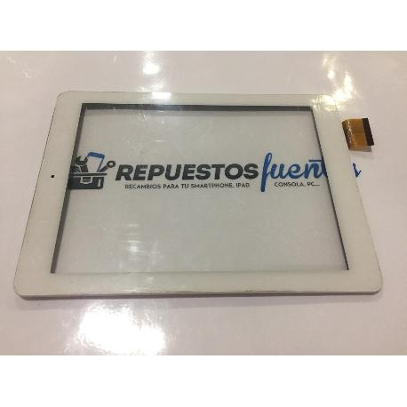 PANTALLA TACTIL CON MARCO ORIGINAL TABLET UNUSUAL 10Z VERSION MA975Q9 - RECUPERADA
