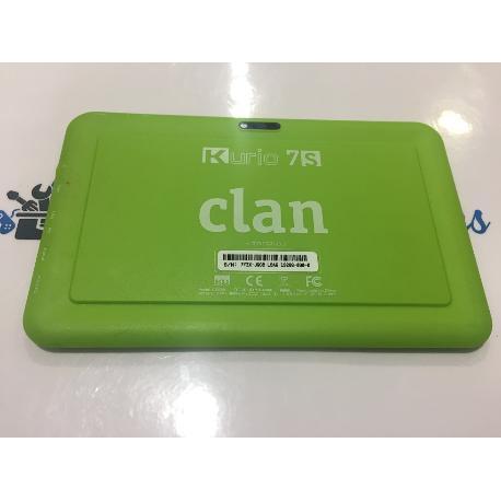 TAPA TRASERA ORIGINAL TABLET CLAN KURIO 7S  C13000 - RECUPERADA