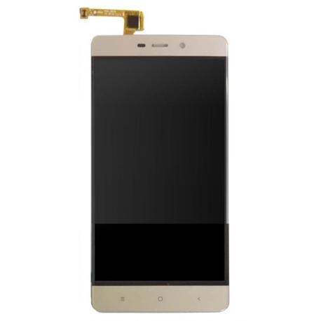 PANTALLA LCD DISPLAY + TACTIL PARA XIAOMI REDMI 4 PRO / REDMI 4 PRIME - ORO