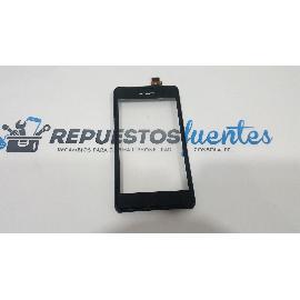 PANTALLA TACTIL CON MARCO ORIGINAL SONY XPERIA E1 D2005 D2004 NEGRA - RECUPERADA