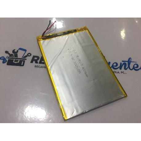 BATERIA (10X15CM) 2 CABLES ORIGINAL SUNSTECH CA107QCBT - RECUPERADA