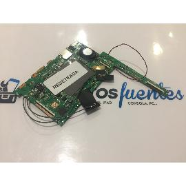 PLACA BASE ORIGINAL SUNSTECH CA107QCBT - RECUPERADA