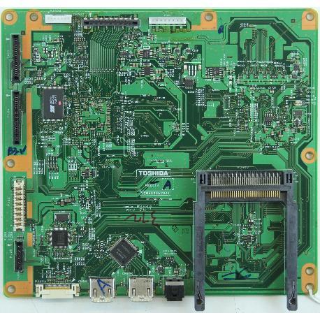 PLACA BASE MAIN BOARD TV THOSHIBA 32C3530D PE0414 V28A000523A1