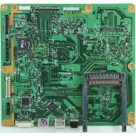 PLACA BASE MAIN BOARD TV THOSHIBA 32C3530D PE0414 V28A000523A1